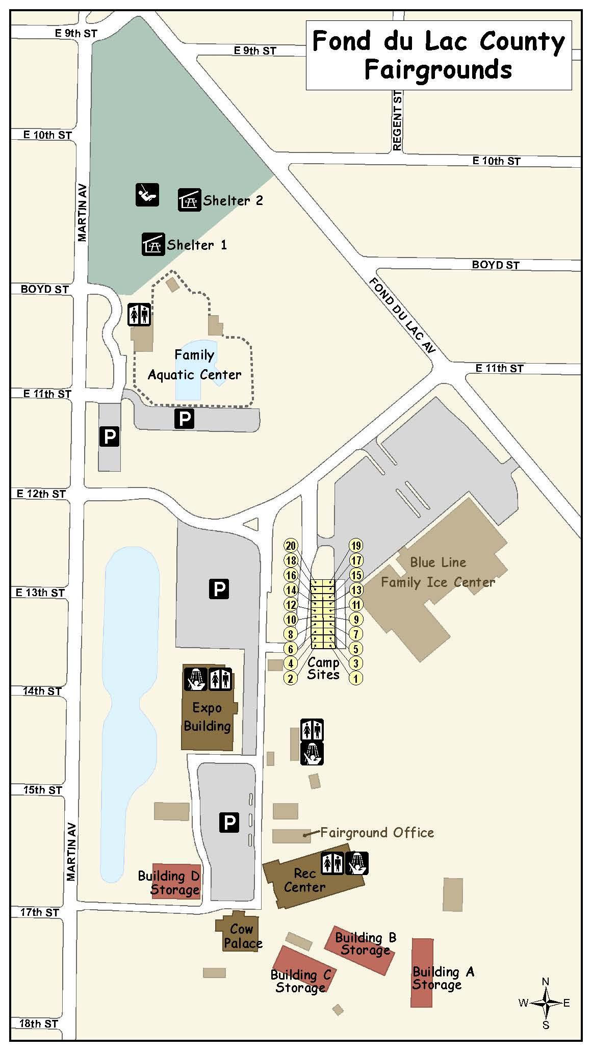 Fond du Lac County Parks Fairgrounds Reservations Fairgrounds